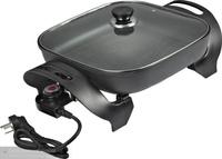 Korean square pan multifunctional cooker electric cooker electric frying pan electric hot pot boilers smokeless factory direct