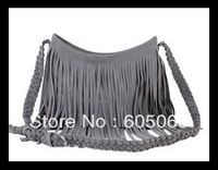 2012Hot selling,Free shipping,Love story bag tassel bag women's cross-body messenger bag handbag