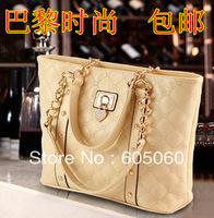 2013 summer casual bag fashion heart hangings vintage bag portable one shoulder women's handbag,free shipping