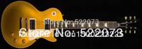 top New Custom Shop Historic 1955 Goldtop Mahogany Back Electric Guitar  Free Shipping!!!!!