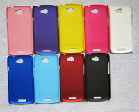 10pcs/lot New Style Matte Hard Back Case for HTC One S Z520e Matte Hard Case, Free Shipping HCC-004