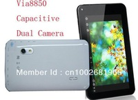 "cheap 7INCH VIA8850 Cortex A9 4GB/512MB 7"" Capacitive Android 4.0 Tablet Pc"