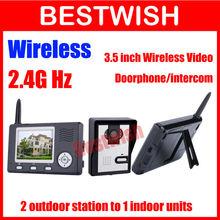 wholesale wireless digital video door phone