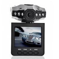 "HD720p IR Car Dvr Vehicle dash Camera Rotatable 270 2.5"" Lcd screen Monitor"
