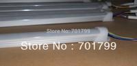 1M long WS2811 built-in 5050 SMD 32LEDs led digital bar light,DC5V input,with milky white PC cover