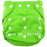 Free Shipping Adjustable & Washable Baby cloth diaper pants nappy urine pantsr waterproof  pocket diapers