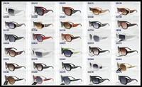 Fashion italy design popular women big size gradient color 100% UV400 protection polarized sun-lens sunglasses