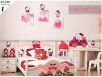 Free Shipping 45*65cm Fashion Cartoon PVC Wall Sticker