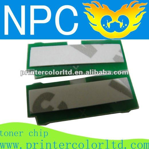 chips Laser printer toner cartridge chip used for HP Black universal X chips(China (Mainland))