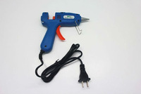 High quality 20W  Blue Hot Melt Glue Gun Free Shipping