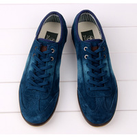2013 male the trend of shoes male skateboarding shoes british style shoes popular breathable single shoes