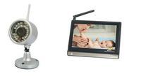 Baby Monitor Wireless 2.4G Colour Indoor/Outdoor Video CCTV IP Camera baby camera Monitor