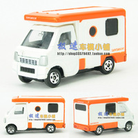 Free shipping Bulk tomy 90 tentmushi dume rv camping car alloy car model