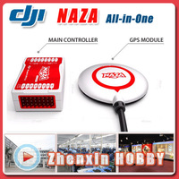 DJI NAZA Main Controller+GPS Module Set For Multi-Rotor All-in-One Integrates Inner Damping+Controller+Gyroscope Free Shipping