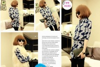 2013 New Many style Women's render unlined upper garment, tT-shirt with long sleeves