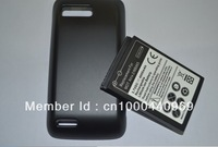 DHL  shipping  50pcs/lot  4000mAh Extended Battery and cover  for Motorola Atrix 2 MB865
