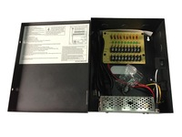 12V 10A 9 Ports CCTV power supply box