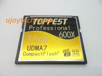 REAL 16GB 32GB 64GB High Quality CF Card 600X MLC UDMA7 Read 90MB/S OEM Compact Flash for Digital Cameras DVR SLR Free Shipping