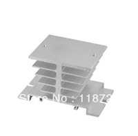 Aluminum Heat Sink Heatsink for Single Phase Solid State Relay SSR