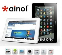 Ainol Nova 7 Crystal 2 Quad Core 7 inch tabat pc Android 4.1 1G 8G Jelly Bean Google Play