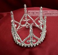 mini full tiara hair accessories princess tiara the bridal wedding hair accessories NO.fc0001