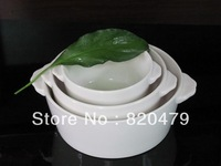 Ceramic bowl soup bowl noodle bowl japanese style bowl white porcelain bowl ceramic bowl