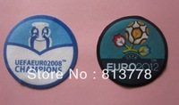 2012 European Cup standard Spain Uefa champions patch football souvenir jerseys free shipping  any patch