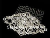 2014 New style romance bride hair accessory bridal hair comb wedding hair accessory