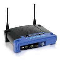 LINKSYS WRT54GL WiFi Wireless Dual WAN Load Balancing Router VPN