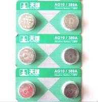 Celestial ag10 189 lr54 389a lr1130 l1131 button cell battery electronic