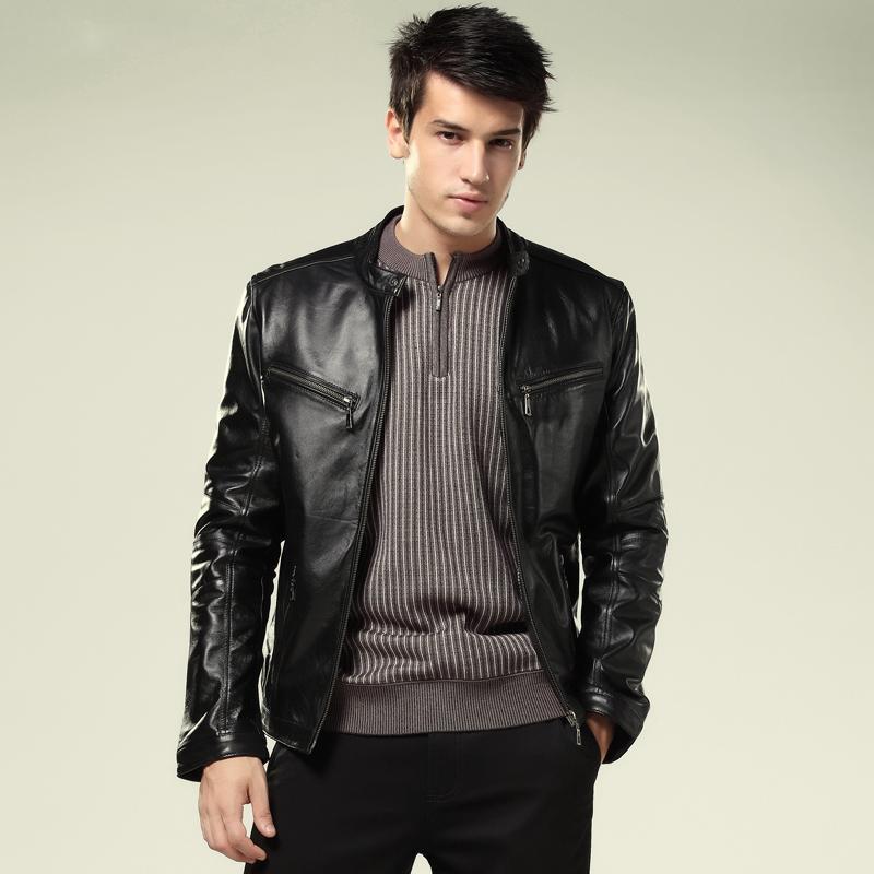 Men Fashion Jackets Material high grade PU
