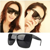 Hot-selling vintage the trend of the star elegant glasses general sunglasses