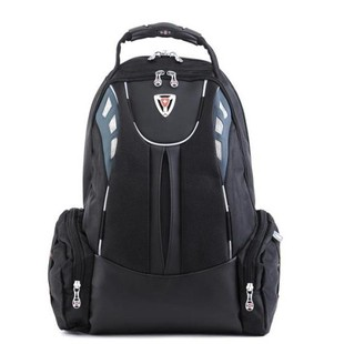 Swiss army knife 15 computer backpack 2011 multifunctional student bag business bag(China (Mainland))