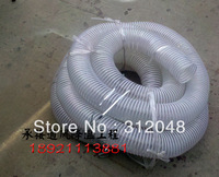 Pvc transparent dust ventilation tube pipeline rubber airdusts pipe 100mm hoop