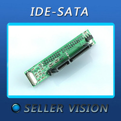 NEW SATA Female to 44Pin 2.5 IDE Male HDD Adapter Converter(China (Mainland))