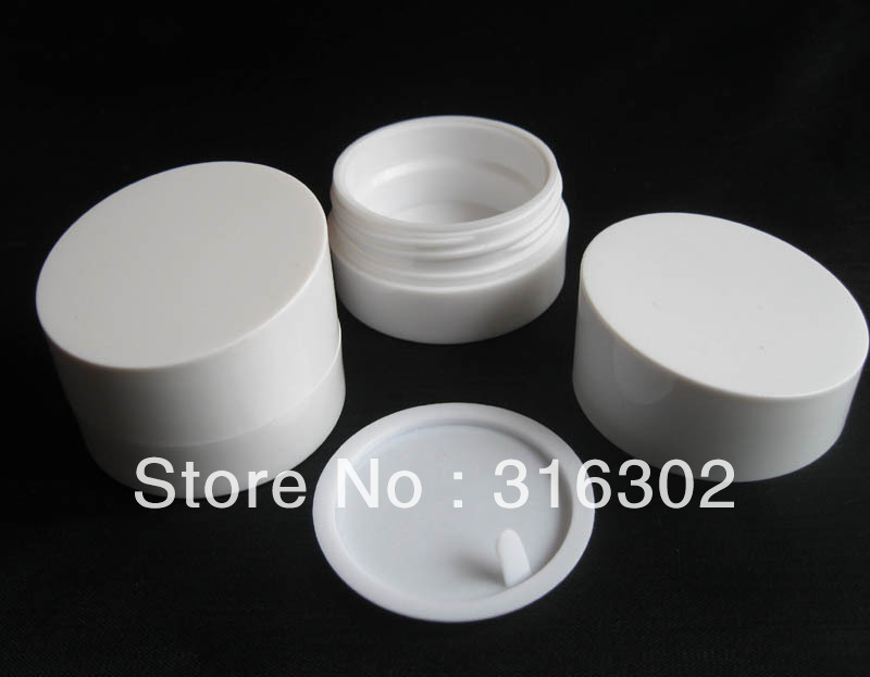 Free shipping - 24 x 20G Cosmetic jar, container, 20ml cream bottle(China (Mainland))
