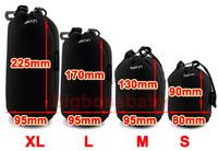 Matin Neoprene Soft Waterproof Camera Lens Pouch bag Case 4 pcs Size XL L M S