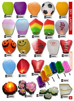 30PCS Holiday Sky Lanterns Wishing ~ oversized heart type safety day lights Lanterns Valentine Birthday lamps