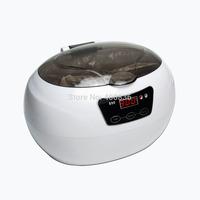 digital household ultrasonic cleaner for jewelry, jewellery, gemstone, watch and eyeglasses clean