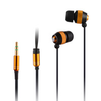 Wired in ear Subwoofer earphones Headphones for mobile phone mp3 High-quality sound Portable Media Player headset
