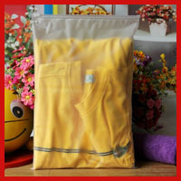 Free Shipping 100pcs/lot 24cm*35cm*120mic Clothes Zip Lock Plastic Bag Clear resealable Bag Self Sealing Bag Wholeasle