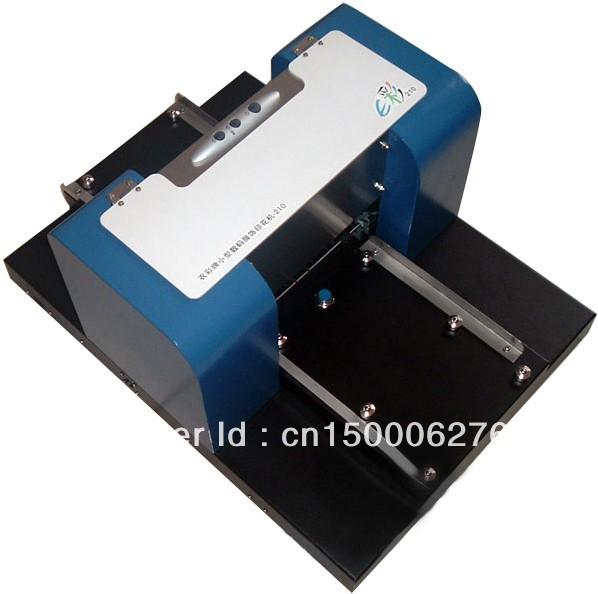 High Quality Digital Flatbed Printer A4 Size 6 Colors Printer For Phone cover,T-shirt,Clothes,etc(China (Mainland))