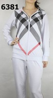 White Top Quality Hoodies Clothing Women Track suits Sportswear Zip Up Designer Cashmere Jogging Suits M-XXL