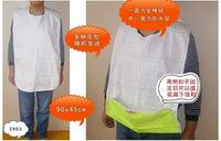 2903 - folding dual-use the elderly rice pocket bib adult care products bibs 90x45