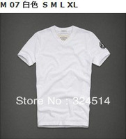 Free Shipping 2013 Fashion Men's T-shirt,100% Cotton T-shirt for Men,Size S-XL