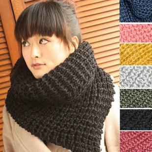 tricoter un foulard en triangle