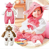2013 winter baby clothes romper one piece animal style clothing children's clothing 6