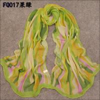 Scarf female spring and autumn all-match chiffon silk scarf scarf day gift