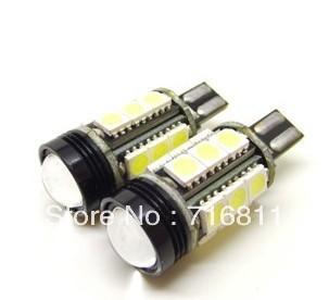 Car ERROR FREE CANBUS W5W T15 3W plus 15pcs 5050 360-degree shine LED SIDE LIGHT Taillight BULB