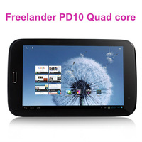 "7"" Freelander PD10 DYD Quad core tablet PC Exynos4412 Android 4.0 Built in Bluetooth GPS Dual Camera IPS Screen 2RB RAM 16GB ROM"